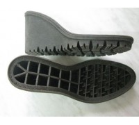 Подошва для обуви Alegra, Цвет — коричневый, размеры: 39, 40
